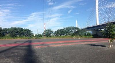 Photo of Baseball Field 田端スポーツ公園 at 田端, 高座郡寒川町, Japan