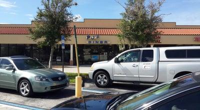 Photo of Diner PJ's Diner at 870 Saxon Blvd, Orange City, FL 32763, United States