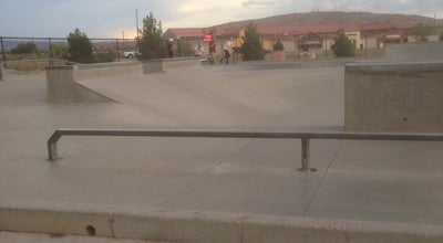Photo of Skate Park Sk8 George Skate Park at St George, UT, United States