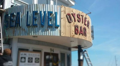 Photo of Bar Sea Level Oyster Bar at 94 Wharf St, Salem, MA 01970, United States