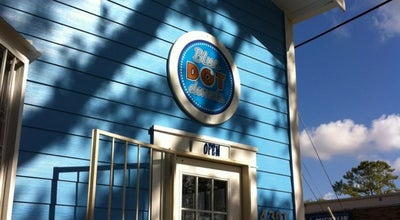 Photo of Donut Shop Blue Dot Donuts at 4301 Canal St, New Orleans, LA 70119, United States