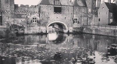 Photo of Historic Site Koppelpoort at Grote Spui 2, Amersfoort, Netherlands