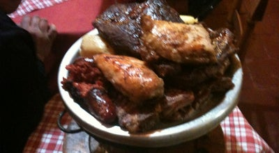Photo of BBQ Joint Restaurant Caballo Loco at Talca, Chile