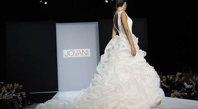 Photo of Clothing Store Jovani at 1370 Broadway, New York, NY, United States
