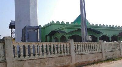 Photo of Mosque Masjid Balok at Kuantan, Malaysia