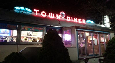 Photo of Diner Deluxe Town Diner at 627 Mount Auburn St, Watertown, MA 02472, United States