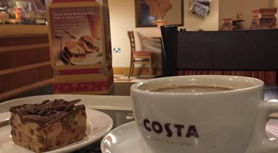Photo of Coffee Shop Costa Coffee at Premier Inn, 420 Bath Rd, West Drayton UB7 0EA, United Kingdom