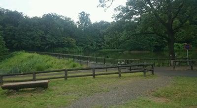 Photo of Lake 宅部池 at 多摩湖町, 東村山市, Japan