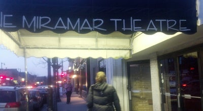 Photo of Theater Miramar Theatre Inc at 2844 N Oakland Ave, Milwaukee, WI 53211, United States