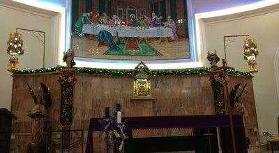Photo of Church Paróquia São Paulo Apóstolo at Av. T-7, 291, Qd. R33, Lt. 20/21, Goiânia 74140-110, Brazil