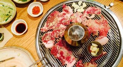 Photo of Korean Restaurant 민속촌 at 서구 운천로 143, 광주광역시 502-856, South Korea