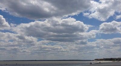 Photo of Beach East Beach at Atlantic Ocean Coastline, St Simons Island, GA 31522, United States