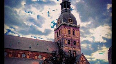 Photo of Church Rīgas Doms   Riga Cathedral at Doma Laukums 1, Riga LV-1050, Latvia