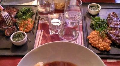 Photo of French Restaurant L'Ange 20 at 44 Rue Des Tournelles, Paris 75004, France