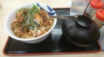 Photo of Food 松屋 入間東藤沢店 at 東藤沢4-2-17, 入間市 358-0012, Japan