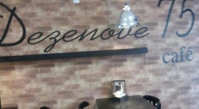 Photo of Coffee Shop Dezenove 75 café at Brazil