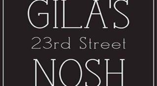 Photo of Mediterranean Restaurant Gila's Nosh at 221 E 23rd St, New York, NY 10010, United States