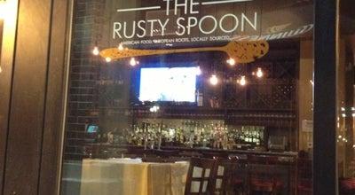 Photo of Gastropub The Rusty Spoon at 55 W Church St, Orlando, FL 32801, United States