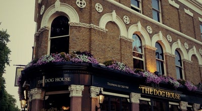 Photo of Pub The Dog House at 293 Kennington Rd, London SE11 6BY, United Kingdom