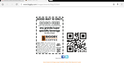 Photo of Coffee Shop BIGGBY COFFEE at 2546 E Jolly Rd, Lansing, MI 48910, United States