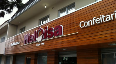 Photo of Bakery Panificadora e Confeitaria Heloisa at R. Octávio Schiavon, 422, Curitiba, Brazil