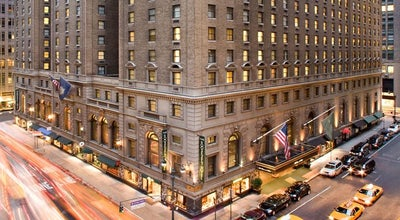 Photo of Resort The Roosevelt Hotel at 45 East 45th St, New York City, NY 10017, United States
