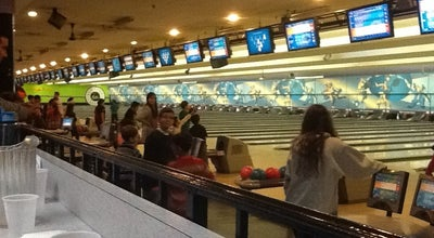 Photo of Bowling Alley Rab's Country Lanes at 1600 Hylan Boulevard, Staten Island, NY 10305, United States