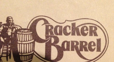 Photo of American Restaurant Cracker Barrel Old Country Store at 1470 Skibo Road, Fayetteville, NC 28303, United States