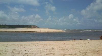 Photo of Beach Praia Barra de Gramame at Barra De Gramame Norte, João Pessoa, Brazil