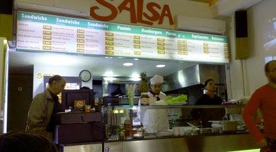 Photo of Burger Joint SALSA at Hedi Nouira, Enasr, Tunisia