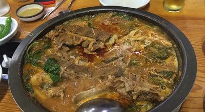 Photo of Korean Restaurant 청기와뼈다귀해장국 at 원미구 원미1동 72-6, 부천시 420-839, South Korea