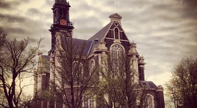 Photo of Church Westerkerk at Prinsengracht 281, Amsterdam 1016 GW, Netherlands