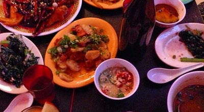 Photo of Chinese Restaurant Mission Chinese Food at 171 E Broadway, New York City, NY 10002, United States