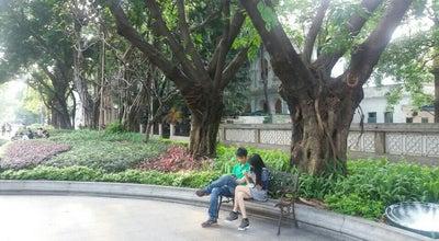 Photo of Park 沙面公园 Shamian Park at At Shamian Island, Guangzhou, Gu, China
