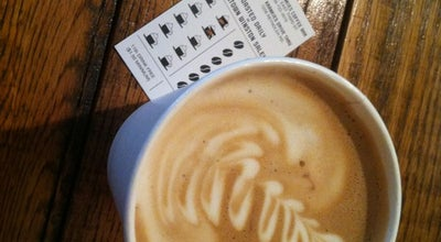 Photo of Coffee Shop Krankies Coffee at 211 E 3rd St, Winston Salem, NC 27101, United States
