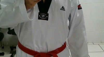 Photo of Martial Arts Dojo AFG Taekwondo at R. Euclides Da Cunha, 203, Santos 11065-101, Brazil