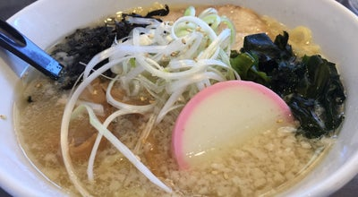 Photo of Food バス長ラーメン at 東本成寺11-34, 三条市, Japan