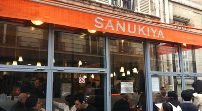 Photo of Food Sanukiya at 9 Rue D'argenteuil, Paris 75001, France