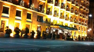 Photo of Hotel Grand Hotel Vesuvio at Via Partenope, 45, Napoli, Italy
