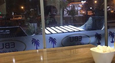 Photo of Cafe EBU CAFE&BİSTRO at Çubuk, Turkey