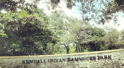 Photo of Park Kendall Indian Hammocks County Park at Miami, FL 33173, United States