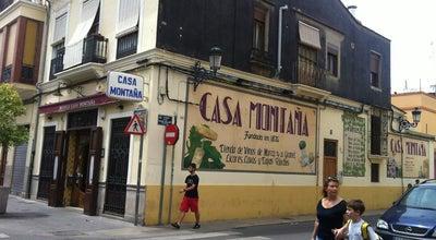 Photo of Spanish Restaurant Casa Montaña at C. José Benlliure, 69, València 46011, Spain