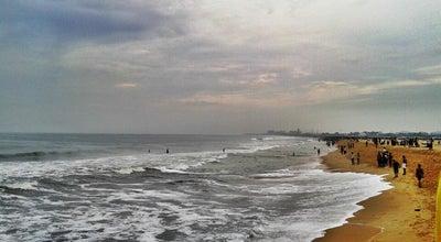 Photo of Beach Marina Beach | மெரினா கடற்கரை at Santhome High Rd, Chennai 600 005, India