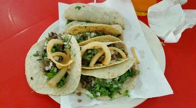 Photo of Taco Place Tacos D' Marcelo at Pedro Jose Mendez, Heroica Matamoros, Mexico