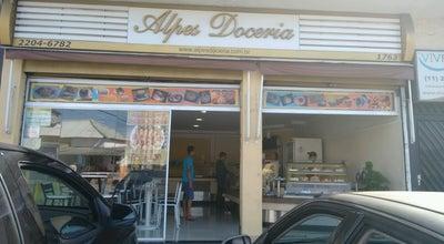 Photo of Ice Cream Shop Alpes Doceria at Avenida Coronel Sezefredo Fagundes, 1763, São Paulo, Brazil