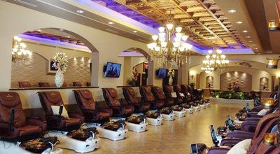 Photo of Nail Salon Q Nails & Spa at 1544 W Gray St, Houston, TX 77019, United States