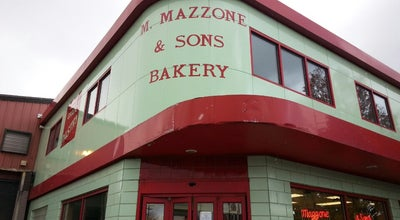 Photo of Bakery Mazzone & Sons Bakery at 3519 Clark Ave, Cleveland, OH 44109, United States