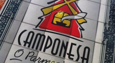Photo of Brazilian Restaurant Camponesa - O Parmegiana at Av. Inácio Conceição Vieira, Bauru 17048-021, Brazil