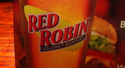 Photo of Burger Joint Red Robin Gourmet Burgers at 14599 Clay Terrace Blvd, Carmel, IN 46032, United States