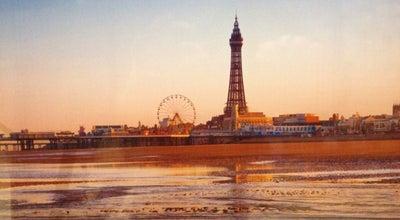 Photo of Monument / Landmark Blackpool Tower at Promenade, Blackpool FY1 4BJ, United Kingdom